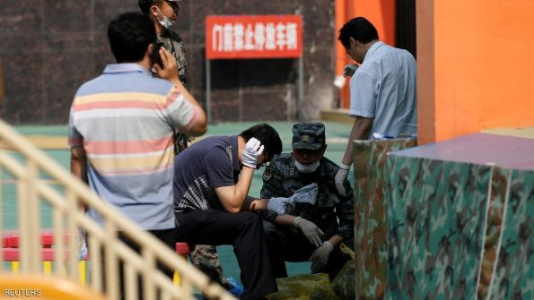 تفجير 'إجرامي' في حضانة بالصين.. والضحايا بالعشرات