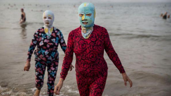 لباس البحر المقنع يثير جدلا في الجزائر