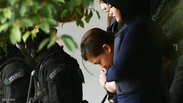 ماليزيا تفرج عن متّهمة باغتيال الأخ غير الشقيق لكيم