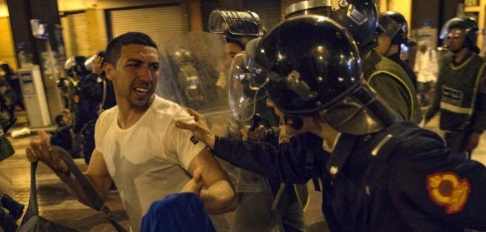 كمال ازنيدر: 'بين رجال الأمن وبين القانون، برزخ لا يبغيان'