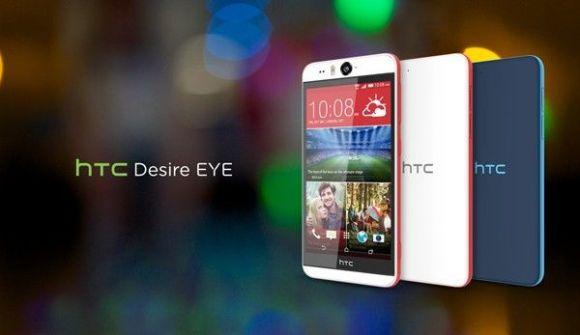 """إتش تي سي تكشف عن أول هواتفها الـ """"سيلفي"""" بكاميرا أمامية 13 ميجا بيكسل"""