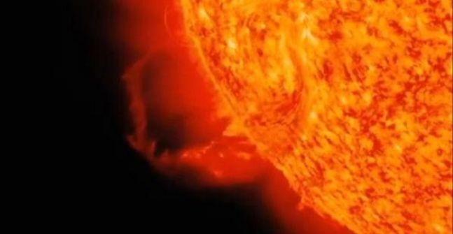 إطلاق قمر صناعي للتنبؤ بالعواصف الشمسية