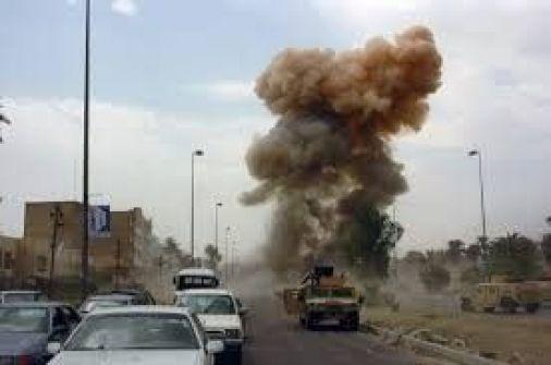 مقتل 16 على الاقل في تفجير انتحاري قرب مسجد للسنة في بغداد