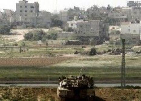الاحتلال يستهدف المزارعين شرق مدينة غزة بوابل من النيران