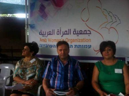 الناصرةُ تستضيفُ الشاعر د. جَمال سلسع! آمال عوّاد رضوان