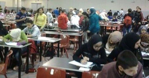 بالفيديو.. فضيحة غش جماعى بامتحانات المصريين بإيطاليا