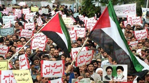 فيديو   مسيرات في بغداد وطهران و900 بلدة ومدينة إيرانية في يوم القدس العالمي