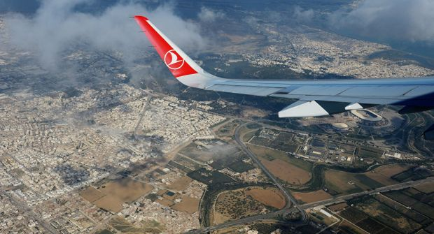 التلفزيون الإيراني: تحطم طائرة تركية قادمة من الإمارات في جنوب غرب إيران