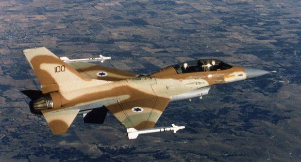 مصدر امني عراقي: اسرائيل تقصف الحدود السورية العراقية