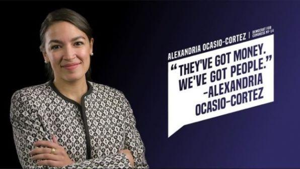 الكسندريا كورتيز: شابة تقصي ديمقراطيا مخضرما وتترشح للكونغرس