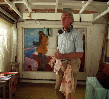 سارغي مان رسام أعمى يعتمد على اللمس والذاكرة لرسم لوحاته