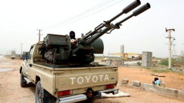الأمم المتحدة والقوى الكبرى تدعو لوقف القتال فورا في ليبيا