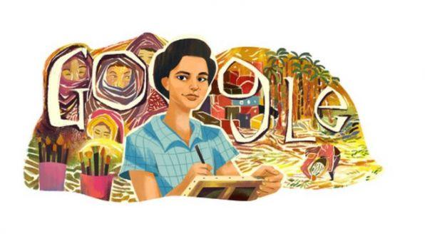 إنجي أفلاطون: فنانة مصرية سجنها عبد الناصر واحتفى بها غوغل