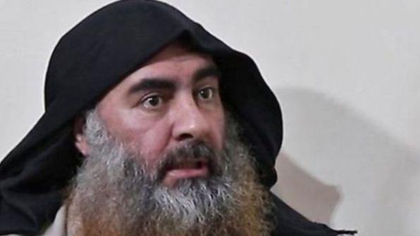 الجيش الأمريكي يعلن التخلص من أشلاء زعيم تنظيم الدولة والقبض على شخصين أثناء الغارة
