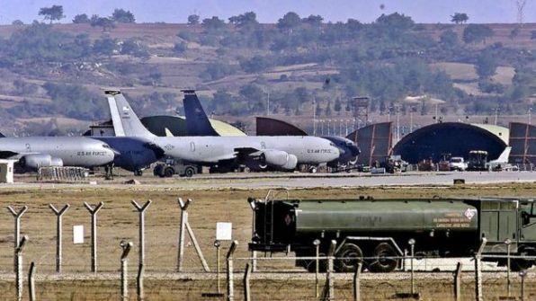 أردوغان يهدد بطرد القوات الأمريكية من قاعدة إنجرليك الجوية الاستراتيجية
