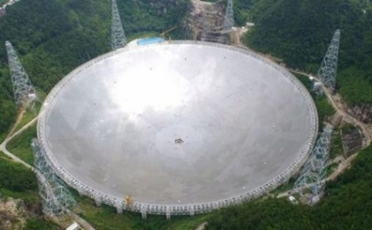 الصين تُدشن أكبر تلسكوب في العالم