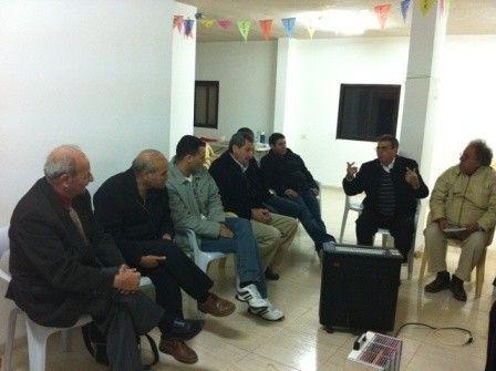 فيلم أيام زمان في نادي طرعان الثقافي/  آمال عوّاد رضوان