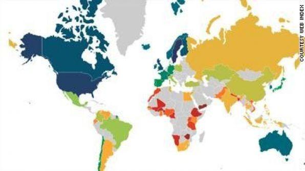 تقرير: السويد الأفضل باستخدام الإنترنت واليمن بذيل القائمة