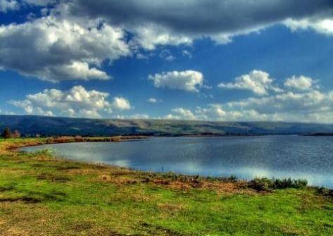 ارتفاع مستوى المياه في بحيرة طبريا 13 سم