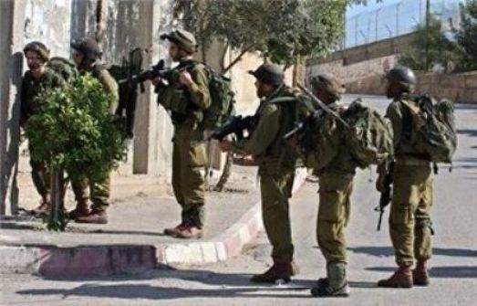 قوات الاحتلال تعتقل 7 مواطنين من بلدة يعبد في جنين