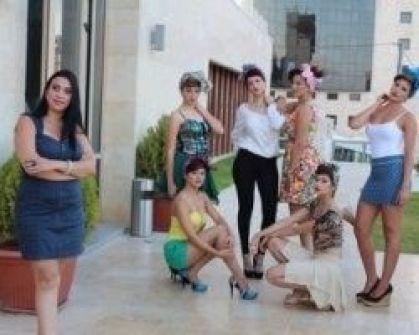 بالصور... انطلاق مسابقة ملكة جمال فلسطين