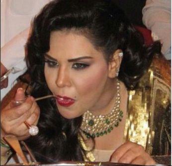 أحلام وزوجها يستعدان لمقاضاة إعلامية لبنانية