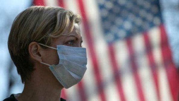 فيروس كورونا: عدد الوفيات في الولايات المتحدة بكوفيد 19 يفوق 100 ألف