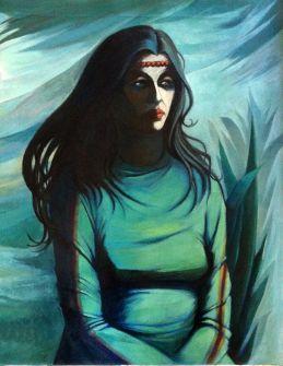 قصة قصيرة  ' اللوحة '..... عبد الهادي شلا