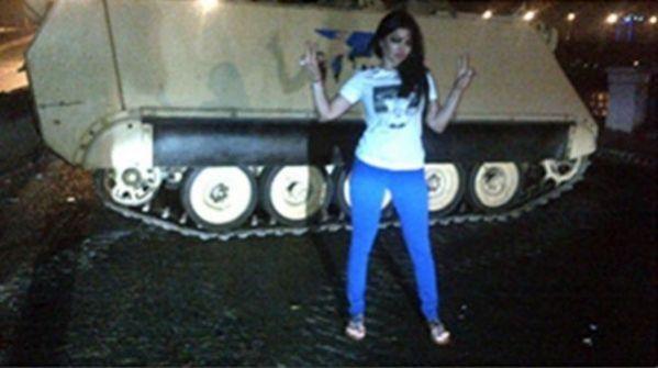 تقرير يكشف: هيفاء وهبى تجسست على الجيش المصرى بعلاقات جنسية مع  قيادات عسكرية