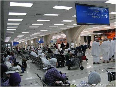 مطار الملك عبد العزيز بين أسوأ 10 مطارات في 2014