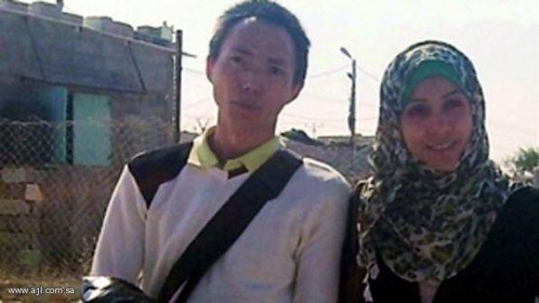 شاهد الفيديو: سافر من الصين إلى غزة عبر الأنفاق ليتزوج بحبيبته