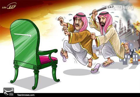 إنترسبت: السعودية قوة إقليمية تتخبط وتوشك على الانهيار و البلاد أصبحت مهجورة بعد نحو قرن على إنشائها