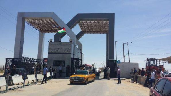 مصر تفتح معبر رفح أمام المسافرين