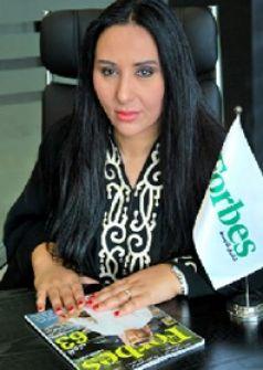 'فوربس' تعلن قائمة أقوى السيدات العربيات لعام 2015