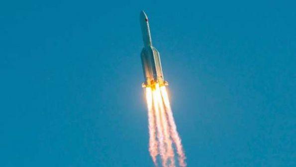 السودان يتأهب لاحتمال سقوط الصاروخ الصيني