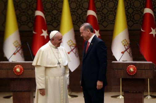 ماذا قال بابا الفاتيكان وأردوغان عن اعلان ترامب؟
