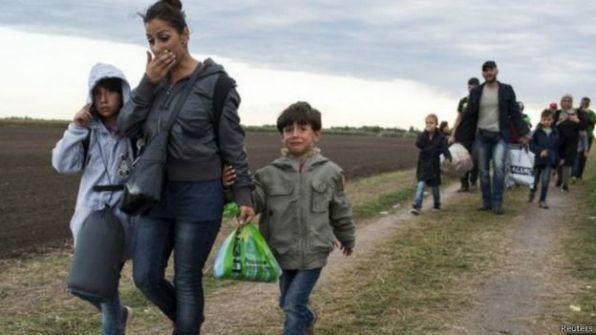 لماذا لا تسمح دول الخليج باستقبال السوريين ؟