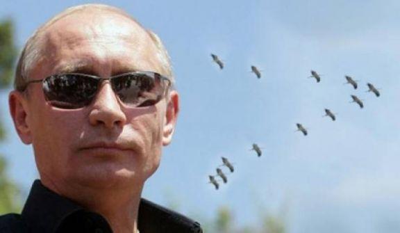 صدق أو لا تصدق.. بوتين عاش قبل 600 سنة!