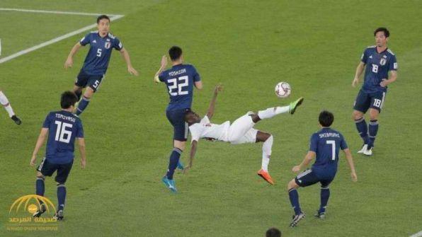 صورة- بعد خسارة الكأس أمام قطر-منتخب اليابان يترك رسالة في غرف خلع الملابس مترجمة لـ 3 لغات