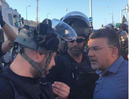 النائب جبارين: نعمل على شطب حزب كهانا الارهابي ومنعه من خوض الانتخابات