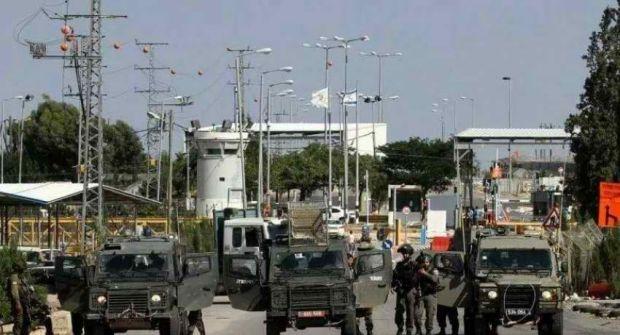 فرض اغلاق شامل على الضفة الغربية يوم غدٍ الثلاثاء بسبب الانتخابات الايسرائيلية