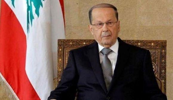 الرئيس اللبناني : لن يبقى للبنان وجود إذا بقي فيه لاجئون فلسطينيون وسوريون