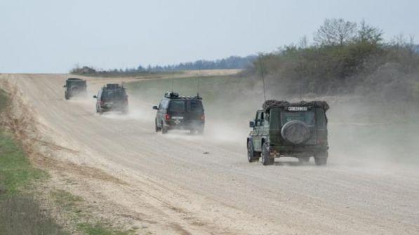 قوات إسرائيلية تشارك لأول مرة بتدريبات في ألمانيا لمحاكاة ظروف القتال بلبنان