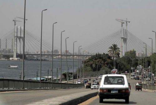 مصر تدخل موسوعة غينيس لبنائها أعرض جسر معلّق في العالم