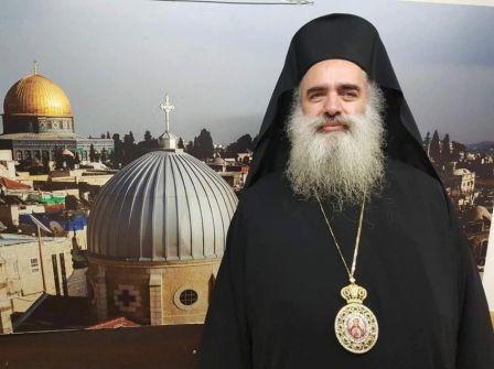 المطران حنا: يحق لنا ان نتسائل اين هم العرب مما يحدث حاليا في القدس من استهداف لمقدساتنا واوقافنا