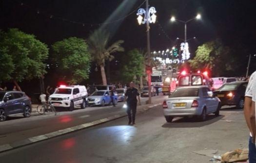 مقتل رجل وسيدة امام إبنهما باطلاق نار خلال شجار في مدخل بلدة اللقية بالنقب