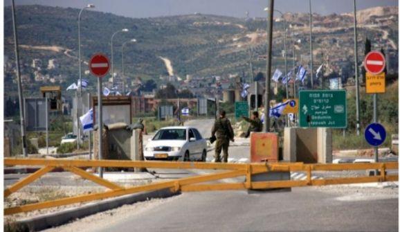 اصابة جندي بجراح خطيرة جراء دهسه بشاحنة على حاجز شرقي بيت لحم