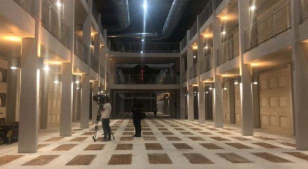 إسرائيل تفتتح أول مقبرة تحت الأرض بالعالم في القدس المحتلة
