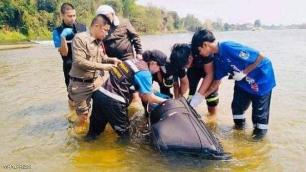 تايلند:حشروا الزوجين في حقيبتين.. ثم نفذوا جريمة القتل البشعة