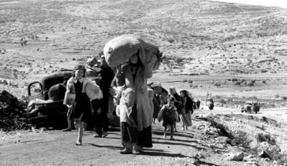 الفلسطينيون في نكبتهم: مسيرات بالوطن والشتات